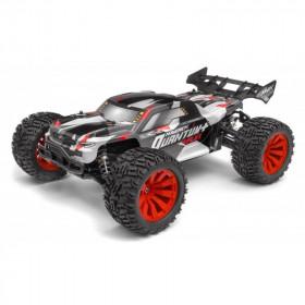 MAVERICK QUANTUM PLUS XT FLUX 3S 1/10 4WD STADIUM TRUCK - RED