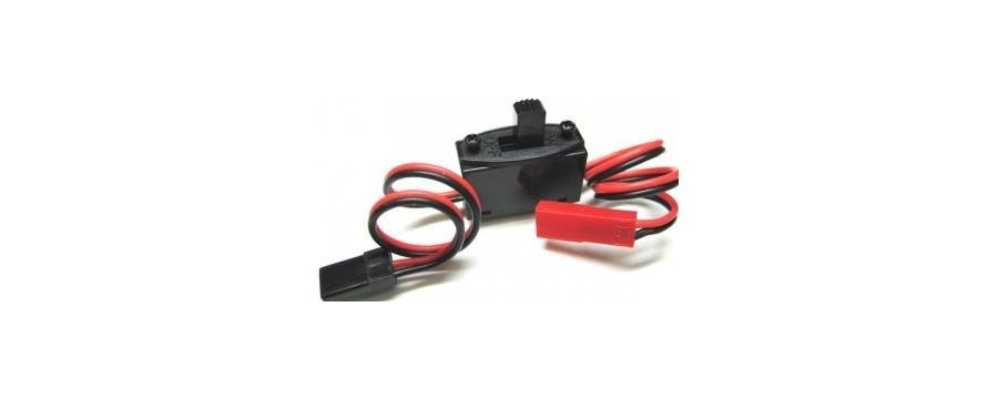 Electrónica - Interruptores