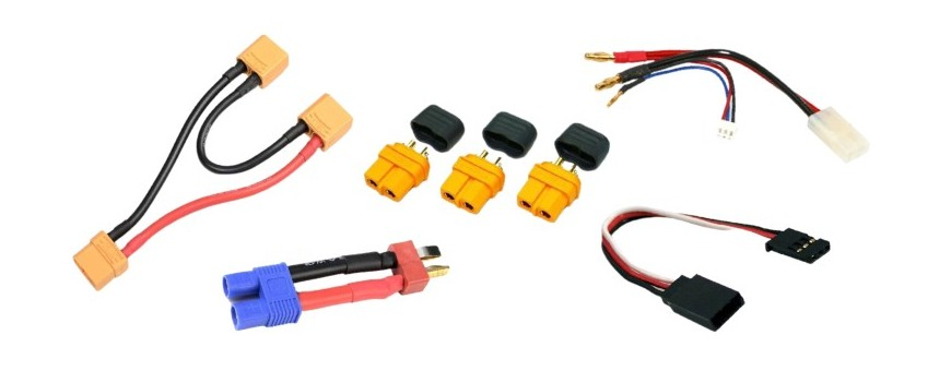 Connectors / Extensions / Wire