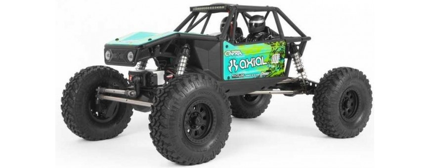 CAPRA 1.9 UNLIMITED 4WD 1/10 RTR TRAIL BUGGY, GREEN