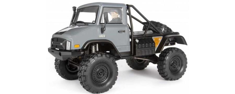 SCX10 II™ UMG10 4WD ROCK CRAWLER KIT 1/10