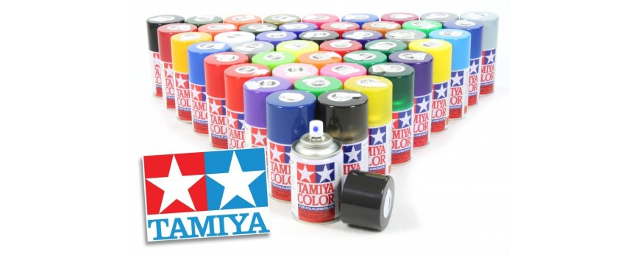 Tamiya PS Paints