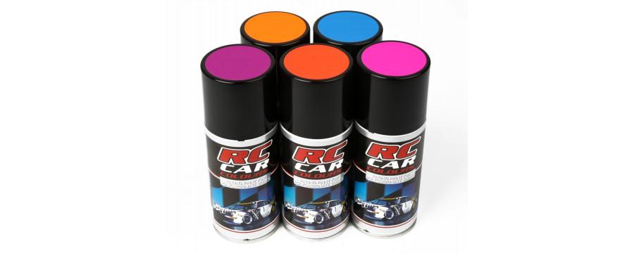 RC Car Paints