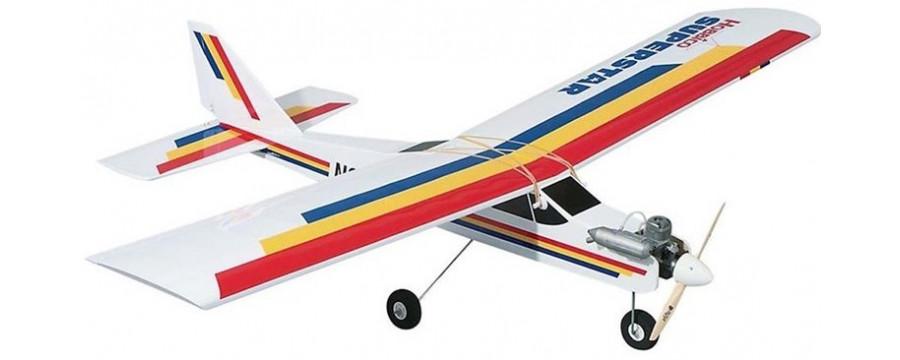Aviões-RC - Combustão