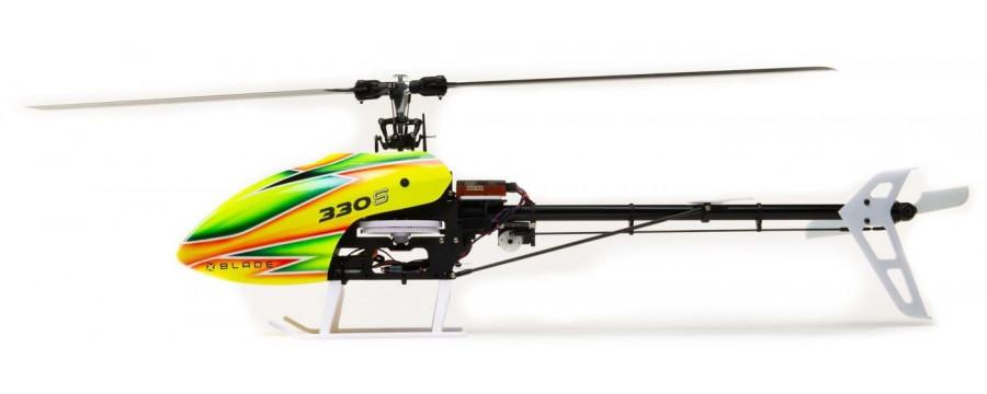 Helicópteros-RC - Elétricos