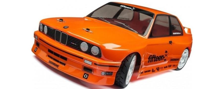 BMW M3 E30 1/10 RS4 SPORT 3 RTR