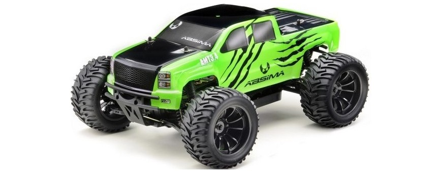Truck 1:10 EP AMT 2.4 4WD RTR