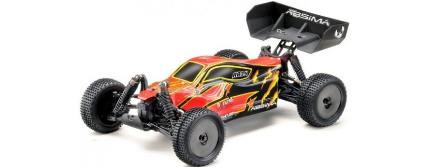 """Buggy """"AB2.4"""" 4WD RTR 1:10 EP"""