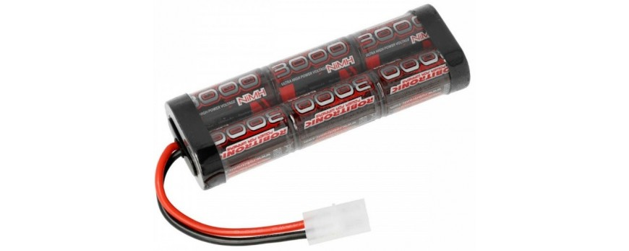 Electronics - Batteries - Ni-Mh