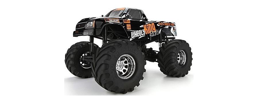 Peças - HPI - Wheely King 4x4 Monster Truck