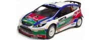 Peças - HPI - Wr8 3.0 Ford Fiesta Abu Dhabi Castrol Wrc Nitro Rally Car